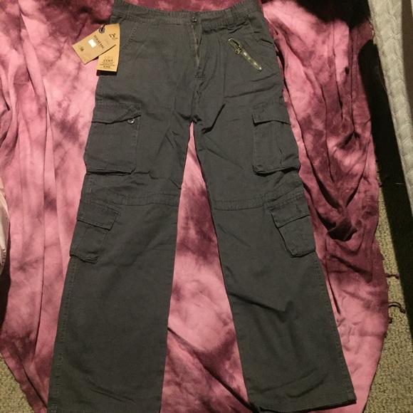 Other - Dark Gray Cargo Pants